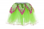 Douglas Cuddle Toys Bright Green Tutu / Hot Pink Petals - M (50446) - FREE SHIPPING!