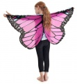 Douglas Cuddle Toys Pink Monarch Wings (50569)