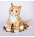 Douglas Cuddle Toys Peaches Orange Tiger Cat (289) - FREE SHIPPING!