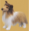 Douglas Cuddle Toys Dixie Sheltie (295) - FREE SHIPPING!