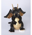 Douglas Cuddle Toys Merlin Blk/gold Dragon (719)