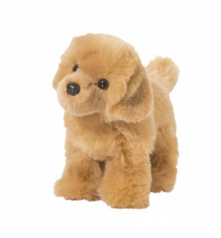 Douglas Toys Chap Golden Retriever (1724)