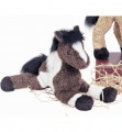 Douglas Cuddle Toys Durango Indian Paint Horse (1789)