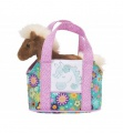 Douglas Cuddle Toys Flower Horse Tote W/horse (2152)