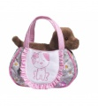 Douglas Cuddle Toys Sweet Pup Tote W/choc Lab (2153)