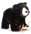 Douglas Cuddle Toys Morley Black Bear (4002)