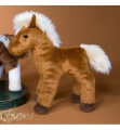 Douglas Cuddle Toys Mr. Brown Chestnut Horse (4045)