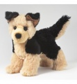 Douglas Cuddle Toys Sheba German Shepherd (4079)