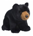 Douglas Cuddle Toys Almond Black Bear (4527)