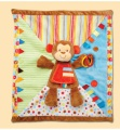 Douglas Cuddle Toys Playtivity Monkey Blankee (6010)