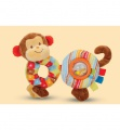Douglas Cuddle Toys Playtivity Monkey Loopee (6022)