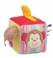 Douglas Cuddle Toys Playtivity Monkey Block (6046)