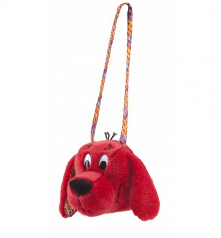 Douglas Toys Clifford Head Purse (7522)