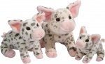 Douglas Cuddle Toys Pauline Spotted Pig Jumbo (1821) - FREE SHIPPING!