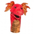 Douglas Cuddle Toys DRAGON PUPPET (7800)