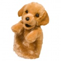 Douglas Cuddle Toys RETRIEVER PUPPET (7805)