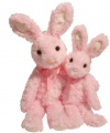 Douglas Cuddle Toys Carnation PINK BUNNY Small (723)