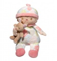 Douglas Cuddle Toys Rosaly Doll with Bunny (1605)