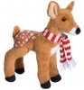 Douglas Cuddle Toys Glory Fawn with Scarf (4099C)