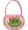 Douglas Cuddle Toys Ivy Frog Tote (1110)