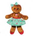 Douglas Cuddle Toys Gingerbread Girl Green (652G)