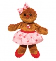 Douglas Cuddle Toys Gingerbread Girl Pink (652P)