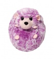 Douglas Cuddle Toys Swirly Purple Hedgehog (4138)