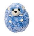 Douglas Cuddle Toys Swirly Blue Hedgehog (4145)